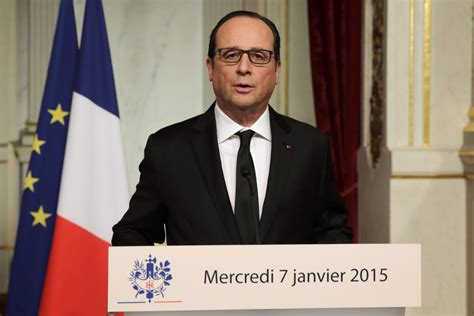 French President Francois Hollande Declares National Day ...
