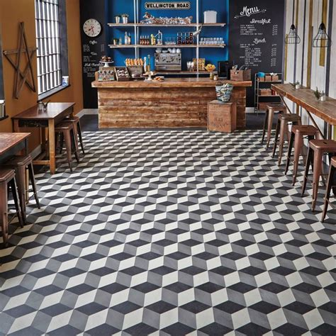 Vinyl Floor Tiles and Planks for Hospitality & Leisure