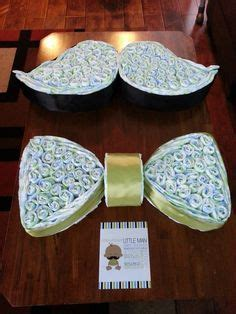 ideas   cute   button diaper creations