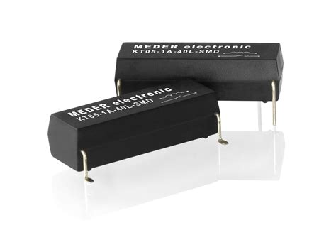 Standex Meder Series High Isolation Reed Relays