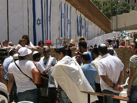 Filebar Mitzvah West Wall Wikimedia Commons