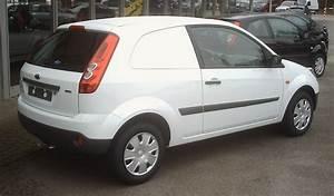 Ford Fiesta Wiki : dosya ford fiesta van 1 4 tdci mk 5 facelift from2007 vikipedi ~ Maxctalentgroup.com Avis de Voitures