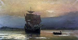 The Mayflower had a Sister Ship and Rival Puritan Colony
