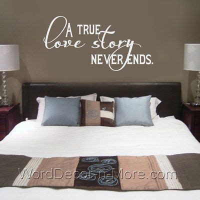 Master Bedroom Wall Decals Quotes by Master Bedroom Vinyl Wall Decal Master Bedroom Wall