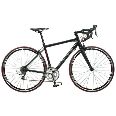 black cycling raleigh avenir race road bike black 55cm
