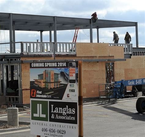 interstate shiloh crossing bank moving april into billingsgazette branch monday construction under