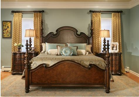 Traditional Bedrooms :  Traditional Bedroom Design Ideas