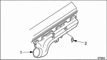 Sensor Air 60 Series Temperature Detroit Intake