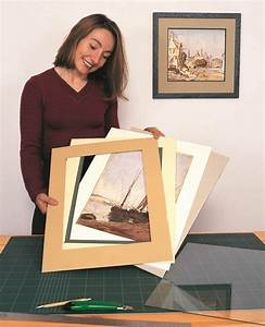 Passe Partout Encadrement : encadrer une gravure ~ Melissatoandfro.com Idées de Décoration