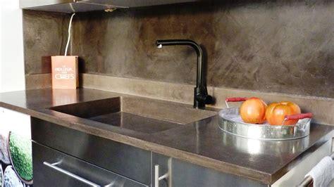 enduit decoratif cuisine charmant enduit decoratif effet beton 7 plongez vous