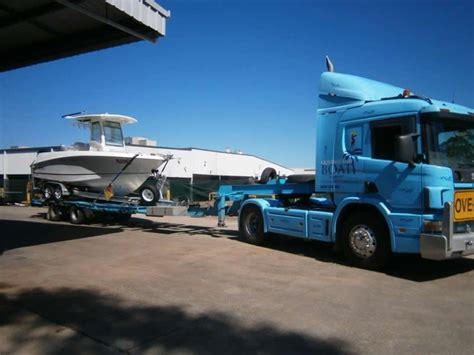 Boat Transport Qld To Adelaide by See Us In Gallery Queensland Boat Transport