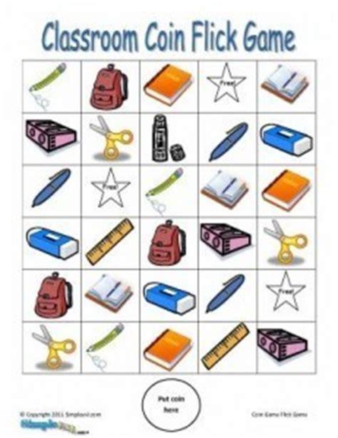 classroom items vocabulary esl game pri