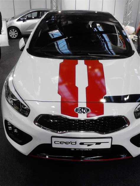 Kia At 2018 Bucharest Auto Show Korean Cars