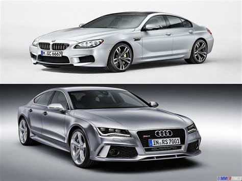 Audi Vs Bmw Luxury Car Segment  Testing Times For The