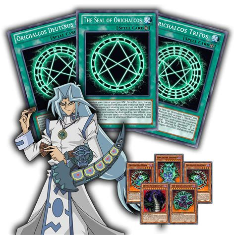 Orichalcos Deck Ygopro by Orichalcos Tritos Www Imgkid The Image Kid Has It