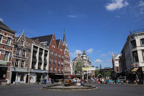 Locatie en ligging van bedrijvenpark Rithmeesterpark Breda
