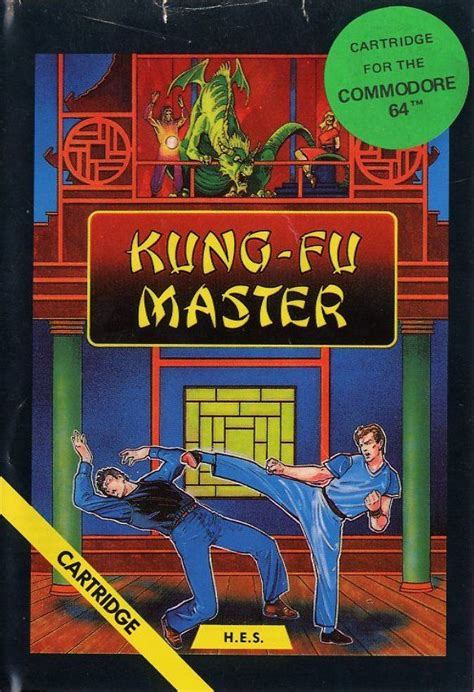 Kung-Fu Master for Commodore 64 (1985) - MobyGames