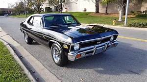1972 Chevy Nova Ss For Sale