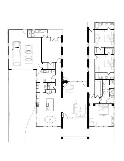 modern floorplans mid century modern floor plan mid century modern floor