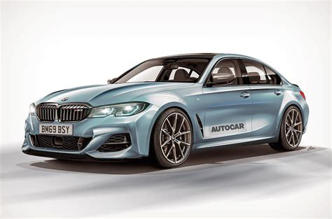 2020 Bmw M3 To Be Lighter And Produce 465bhp