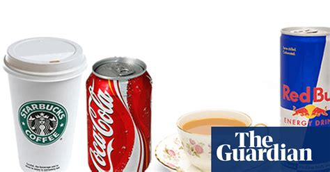You can get the exact amount of caffeine that different drinks contain by. Caffeine compared: from coke and coffee to aspirin and chocolate | News | The Guardian