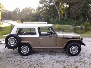 1970 Jeep Wagoneer - Overview
