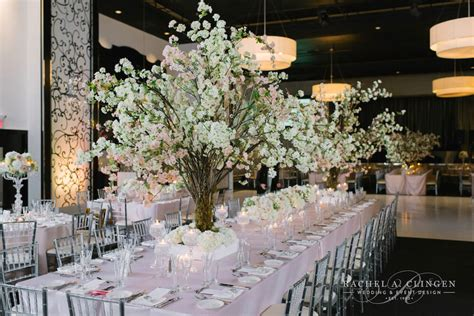 Grand Wedding Decorations - victor and matina s cherry blossom wedding at grand luxe