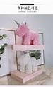 香皂花独角兽永生花玫瑰礼盒七夕情人节礼物生日表白礼物耳朵配件-阿里巴巴