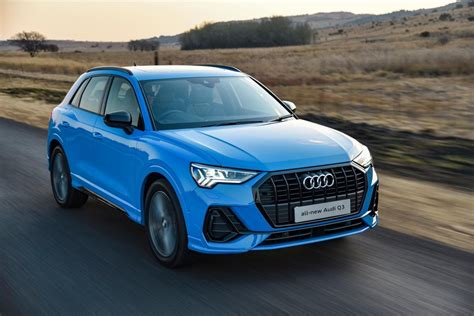 Whether on a holiday trip or for everyday driving, it offers plenty of space and its practical details ensure rich variety. Audi Q3 (2019) Launch Review - Cars.co.za