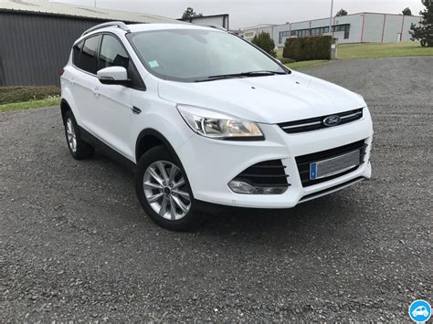occasion ford kuga achat ford kuga 2015 d occasion pas cher 224 23 500
