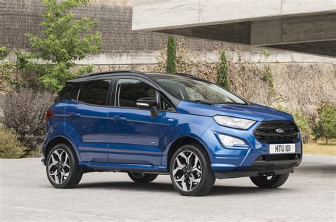 ford ecosport launched  european focus autocar