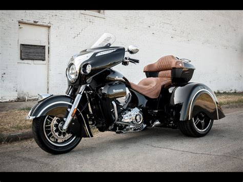 Motor Trike Shows Tomahawk Trike Kit for Indian Chief
