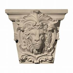 2921 best architecture deco images on pinterest carved With best brand of paint for kitchen cabinets with lion head wall art