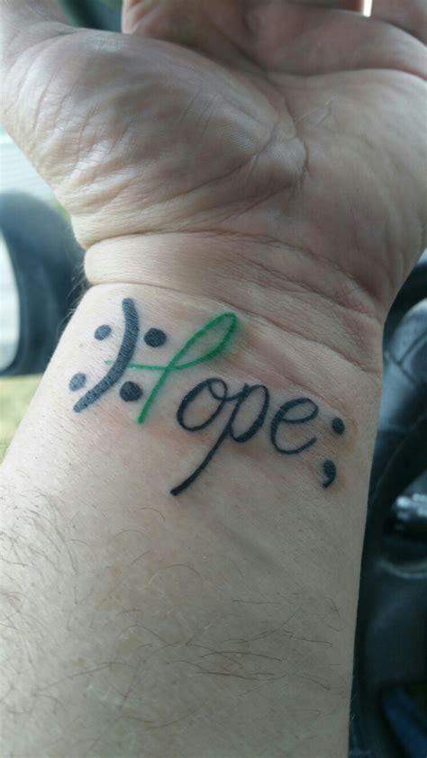 Bipolar Suicide Support Tattoo  Faz's Pins Pinterest