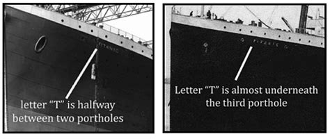 Titanic Sister Boat Name by The Titanic Switch Theory Exposed