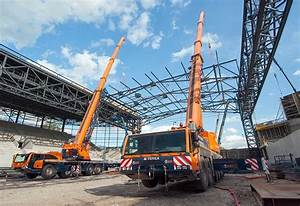 Going Mobile  J U00f6rg M U00fceller On Terex U2019s Demag All