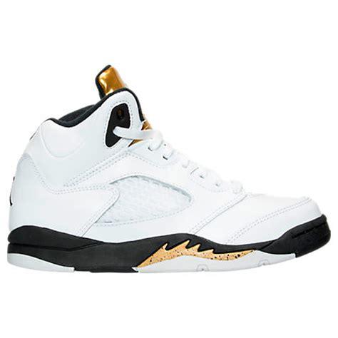 boys preschool 5 retro basketball shoes finish line 150 | 440889 133?$Main$