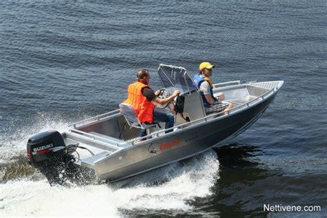 Tuna Boat Cost by Ums Tuna 460 Cc Motor Boat 2018 Helsinki Nettivene