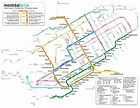 Montreal Metro Map and System Guide for Travelers.