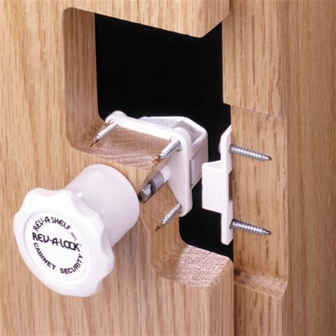 child proof locks for cabinets magnet rev a lock child proof cabinet locking system by rev a
