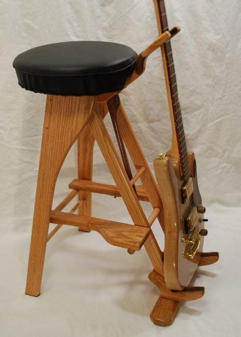 handcrafted unique wooden guitar stands  south mountain