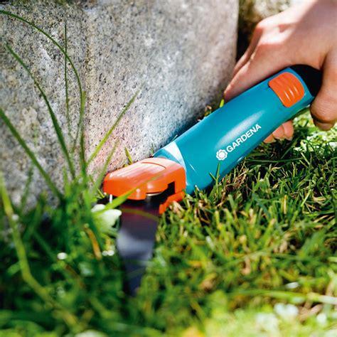gardena grasschere comfort gardena comfort grasschere material klinge geschliffene schneide antihaftbeschichtung