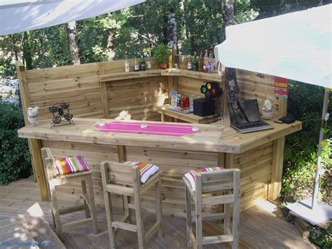 beautiful fabrication salon de jardin best salon de jardin en palette en bois photos amazing