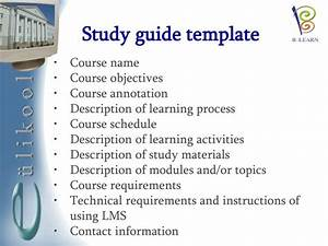 Ppt - Pedagogical Templates Approach