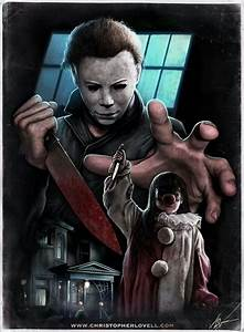 Halloween 4: The return of Michael Myers artwork by ...