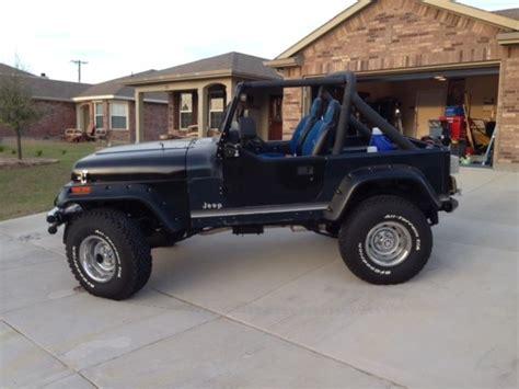 1988 Jeep Wrangler Chevy Conversion