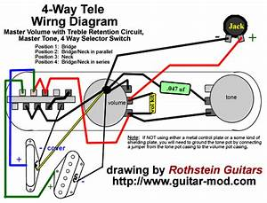 5 Way Tele Wiring Diagram