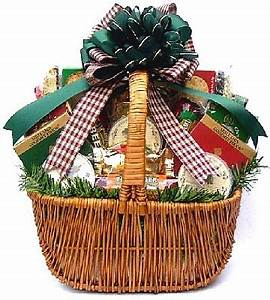 Holiday Gift Baskets Traditional Holiday Favorites Food