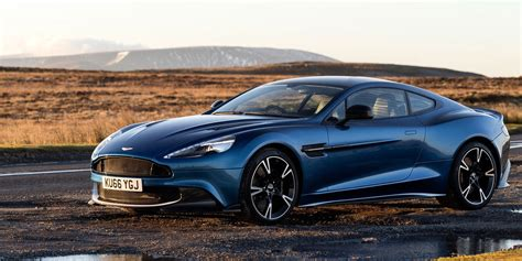 Martin Vanquish Coupe by Aston Martin Vanquish S Coupe 2017 Motor Y Racing