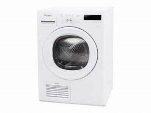 Seche Linge Condensation Classe A : hdlx70510 whirlpool s che linge elektro loeters ~ Premium-room.com Idées de Décoration
